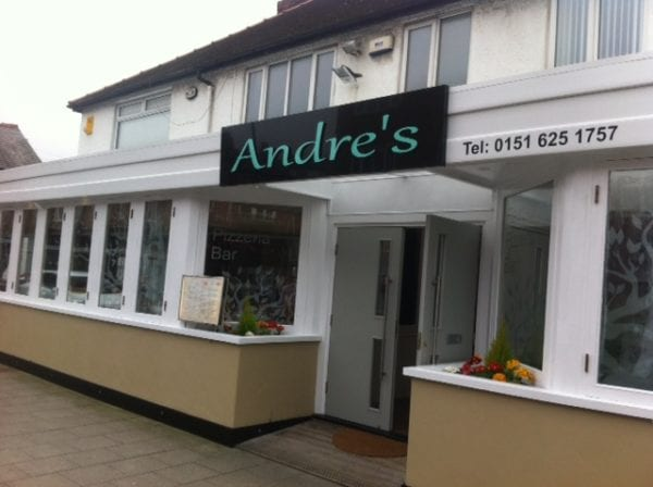 andre's restaurant west kirby pizzeria lounge bar